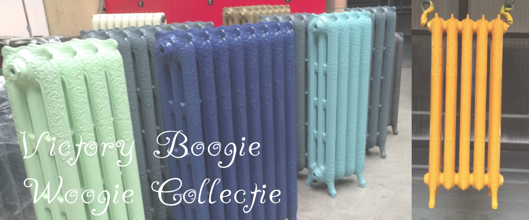 Victory Boogie Woogie Collection by Brenet